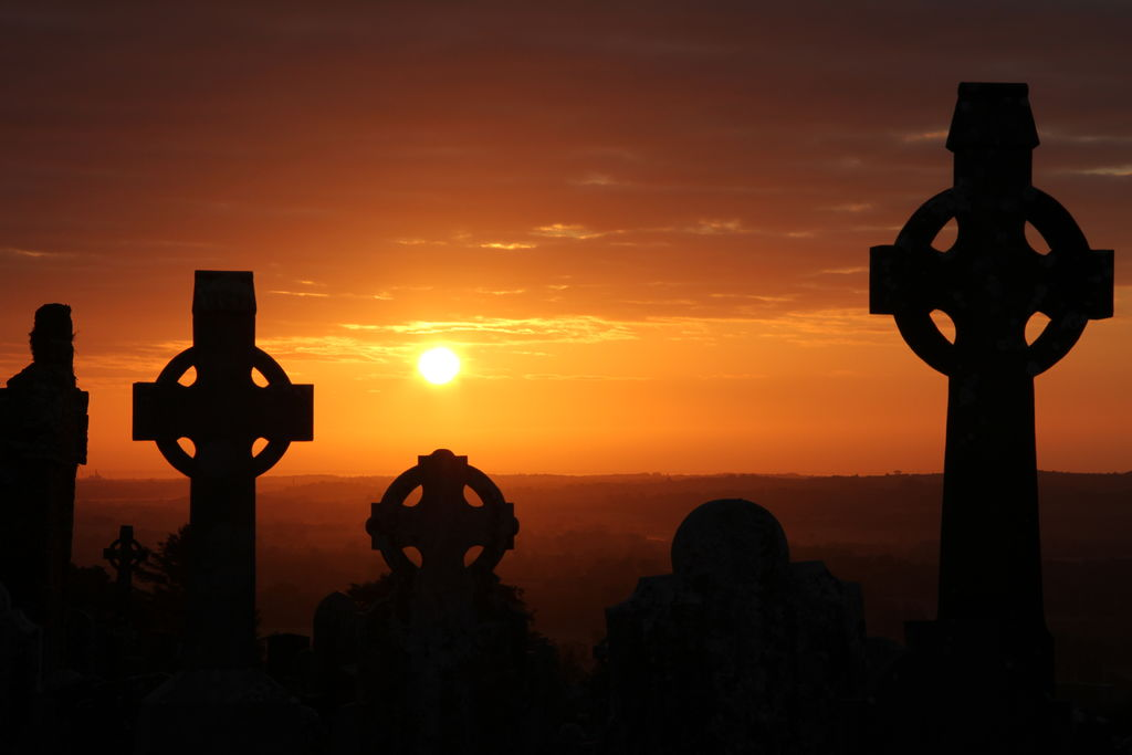 All Hallows Eve or Halloween in Co. Mayo