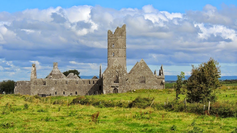 History of County Mayo